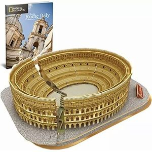 National Geographic 3D Colosseum Model Kit Rome